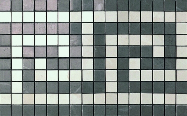 Keramik ASM9_Marvel Grey/Moon Greca Mosaico
